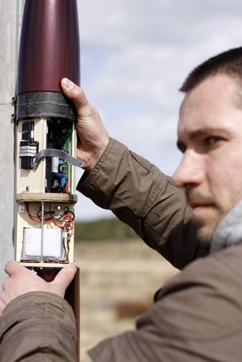 Włączenie układów elektronicznych RTP3